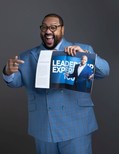 Anthony D. Shannon - Keynote Magazine 1