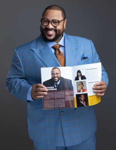 Anthony D. Shannon - Keynote Magazine 4